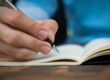 Com escriure un missatge d'amor?