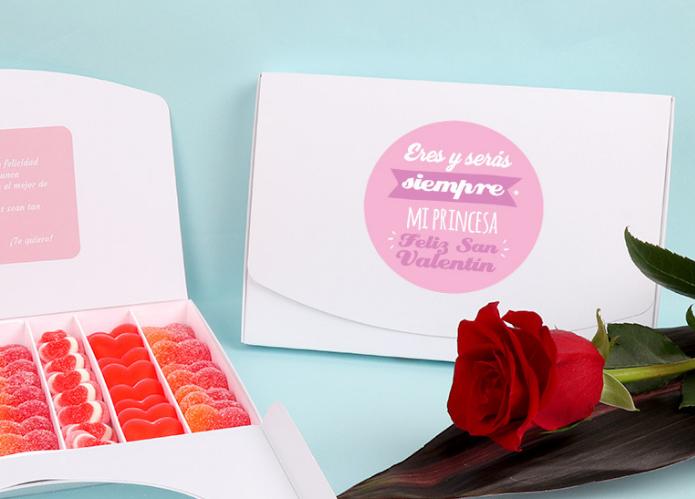 El Sant Jordi perfecto: rosa + libro + chuches