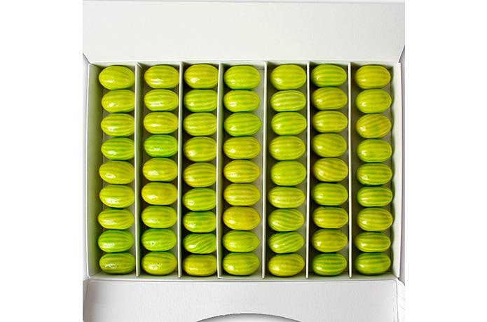 Caja de chuches de melones