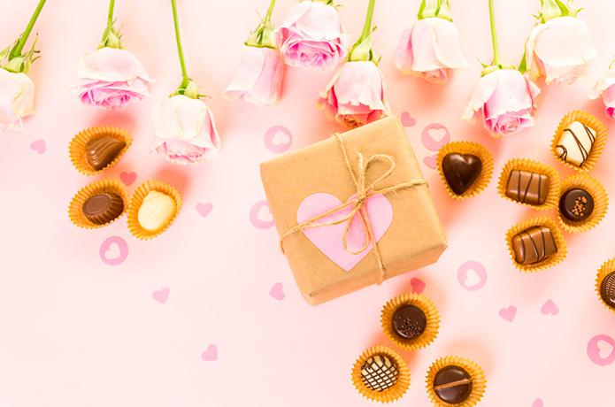 ¿Necesitas una razón para regalar dulces?