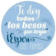Love Choco besos