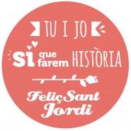 Red Sweet Sant Jordi