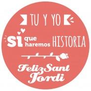 Heart Sant Jordi