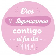 Huevo Superwoman